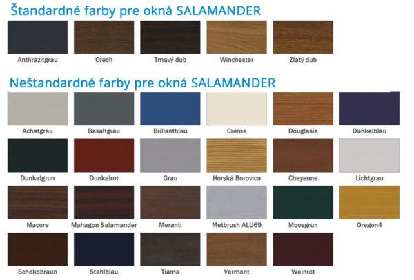 salamander-farby